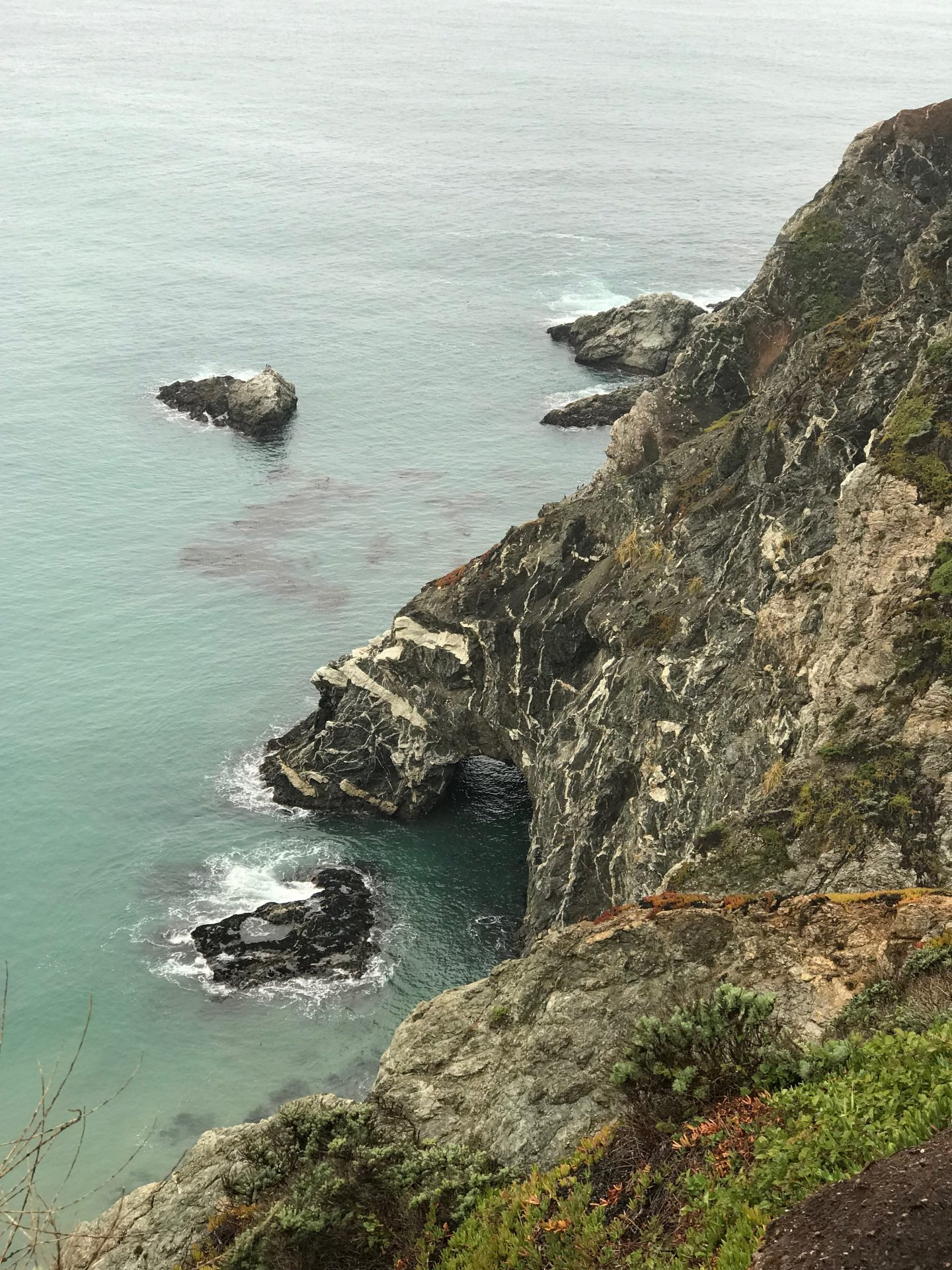 A Day Trip to Big Sur