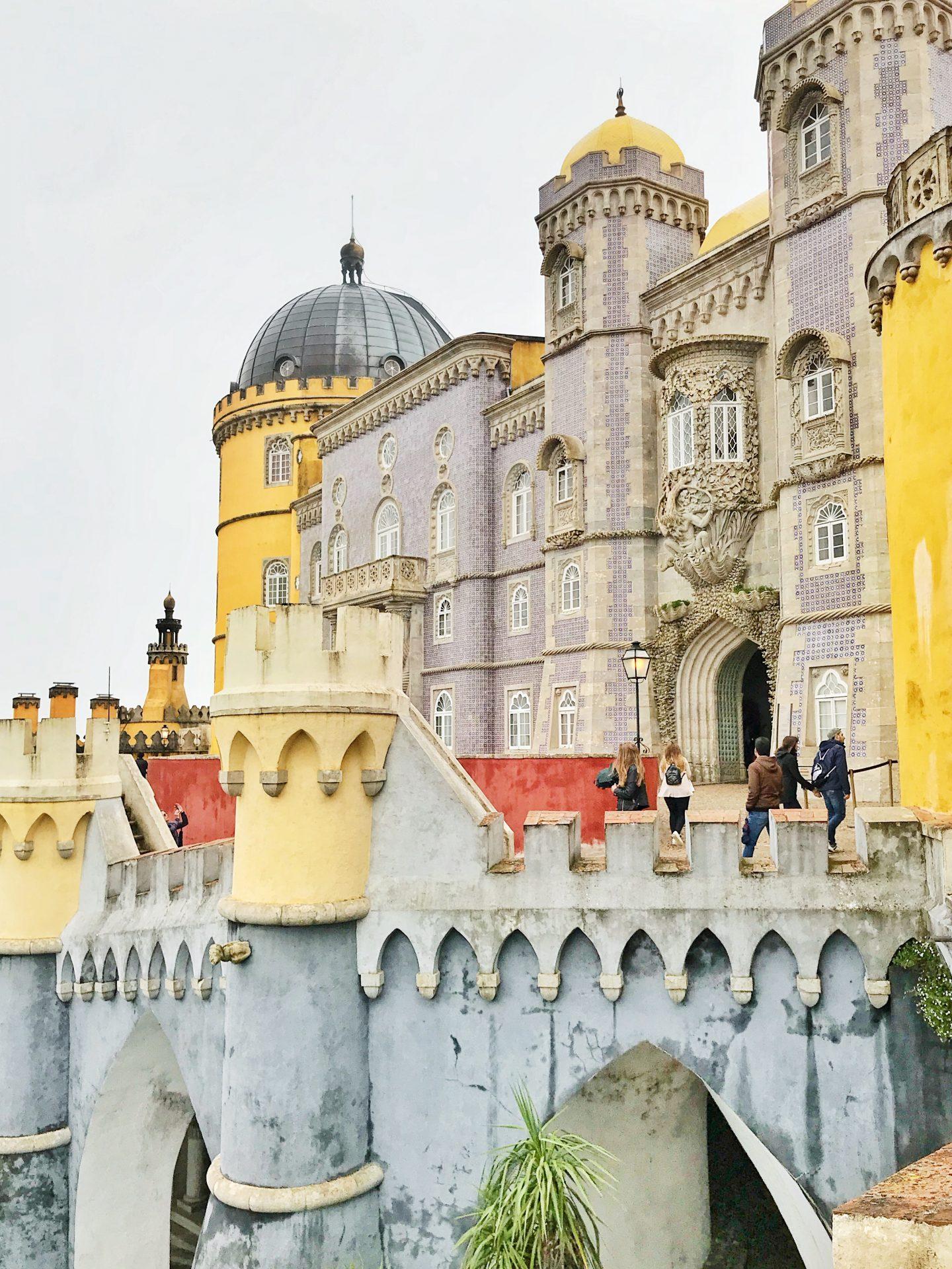 A Day trip to Sintra